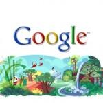 Il Giorno della Terra (Earth Day) celebrato anche da Google (come tutti gli anni)