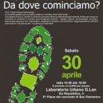 <b>Noci città verde. Da dove cominciamo? </b><br />Open Space Technology in provincia di Bari