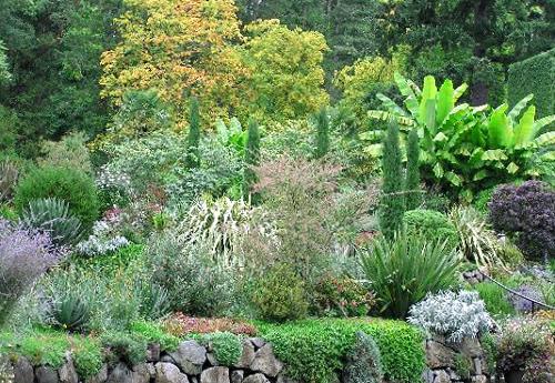 progettazione sostenibile degli spazi verdi