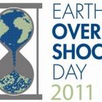 27 settembre 2011, Earth Overshoot Day. <b><br />Siamo in debito con la Terra!</b>