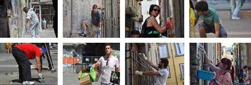 Cleanap Piazza Pulita Napoli 02