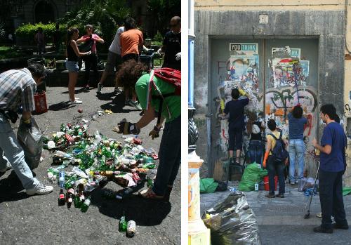 Cleanap Piazza Pulita Napoli 05