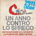 <b>Un anno contro lo spreco. </b><br />La campagna per il consumo consapevole delle risorse