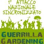 <b>Giornata Nazionale del Guerrilla Gardening.</b> Partecipa anche Marrai a Fura con Zappata Romana e tanti altri!