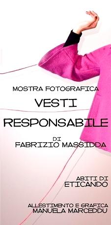 Vesti Responsabile - mostra fotografica Cagliari