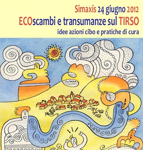 Simaxis (Oristano) Ecoscambi e Transumanze sul Tirso