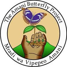 the amani butterfly project_logo_maf