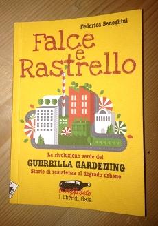 La copertina del libro 'Falce e Rastrello'