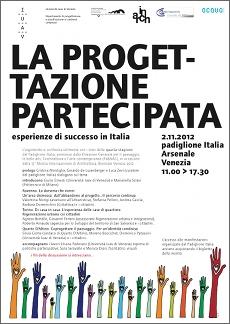 progettazione partecipata biennale venezia