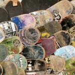 <b>Reskate!</b> Trasformare il vecchio skateboard in un'opera d'arte