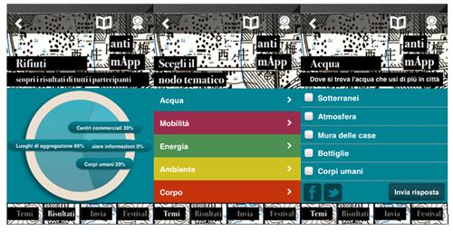applicazione antimap festival