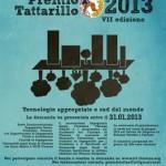<b>Premio Tattarillo 2013.</b> Per tesi (di laurea e dottorato) su tecnologie appropriate e Sud del mondo