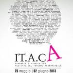 <b>IT.A.CÀ migranti e viaggiatori. </b><br />A Bologna l'edizione 2013 del Festival del Turismo Responsabile