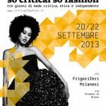 <b>So Critical So Fashion 2013.</b> A Milano dal 20 al 22 settembre in scena la moda critica, etica e indipendente.
