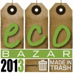 <b>A Cagliari l'Eco Bazar 2013.</b> Mercatino del riuso e della sostenibilità, laboratori e teatro.
