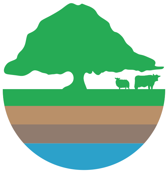 Logo produzioni naturali e sostenibili in Sardegna
