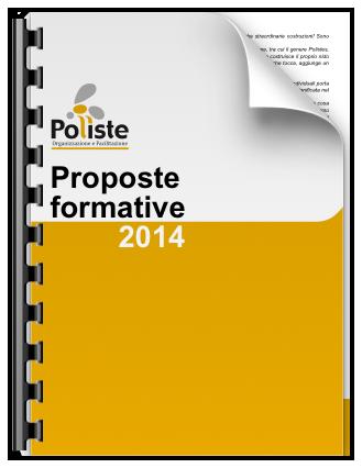 Catalogo corsi di Formazione Poliste 2014
