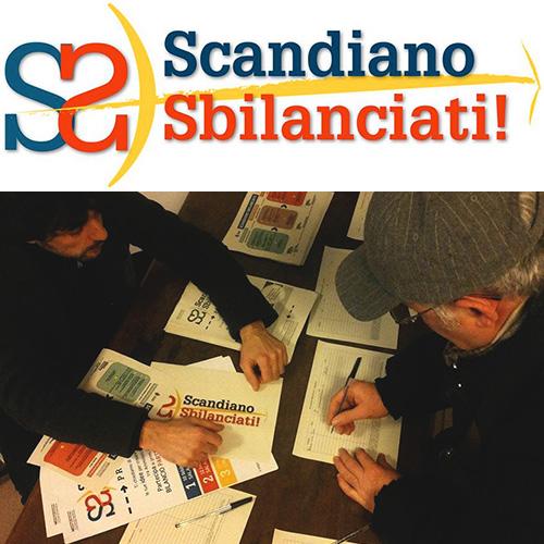 scandiano sbilanciati 2014 2015