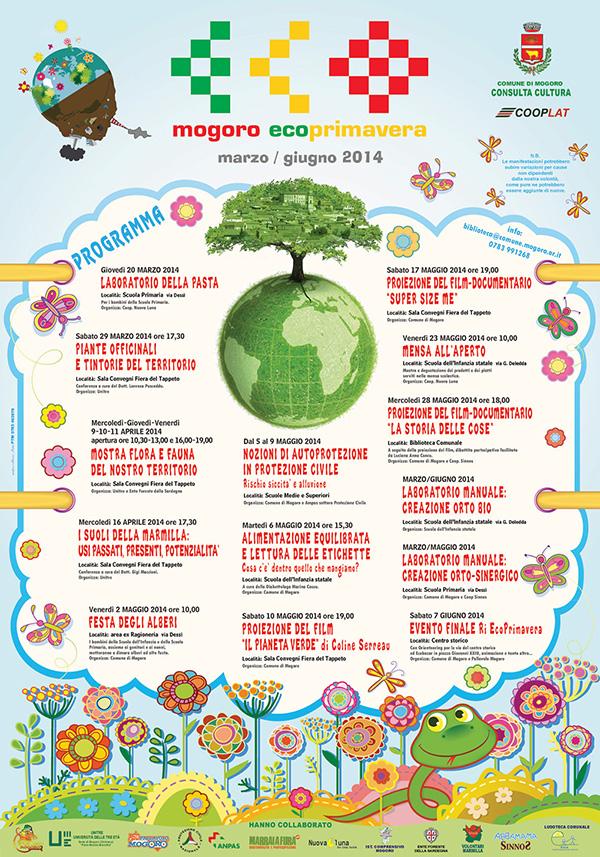 Manifesto Ecoprimavera 2014