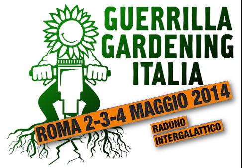 Guerrilla Gardening 2014 Roma