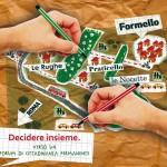 Progettazione partecipata. A Formello (Roma) il percorso di partecipazione civica <b>Decidere insieme</b>
