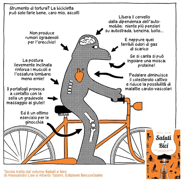 Tavola Saluti e bici
