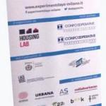 <b>Abitare collaborativo.</b> Com'è andato l'ExperimentDays Milano (e quali progetti per il futuro)
