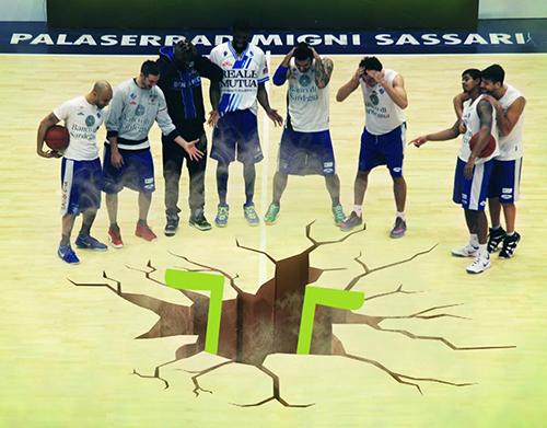 ExtraPedestri dinamo basket