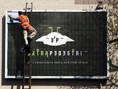 ExtraPedestri poster
