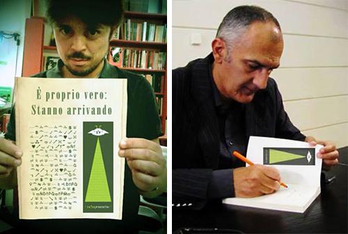 ExtraPedestri scrittori