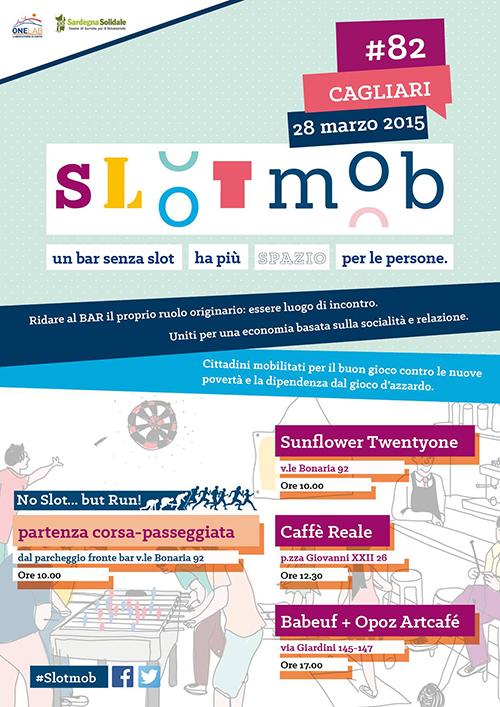 slotmob cagliari 2015