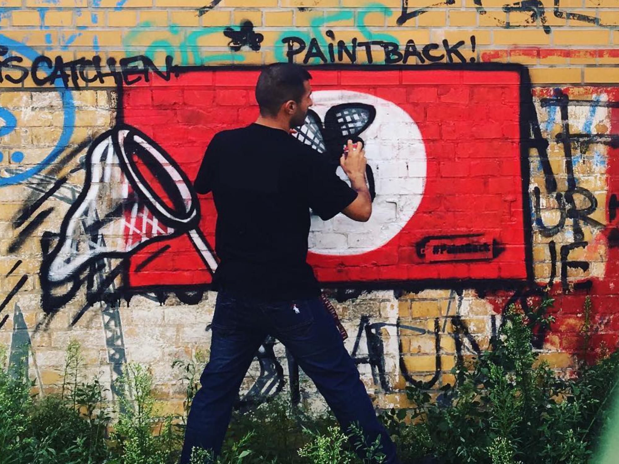 Paint Back