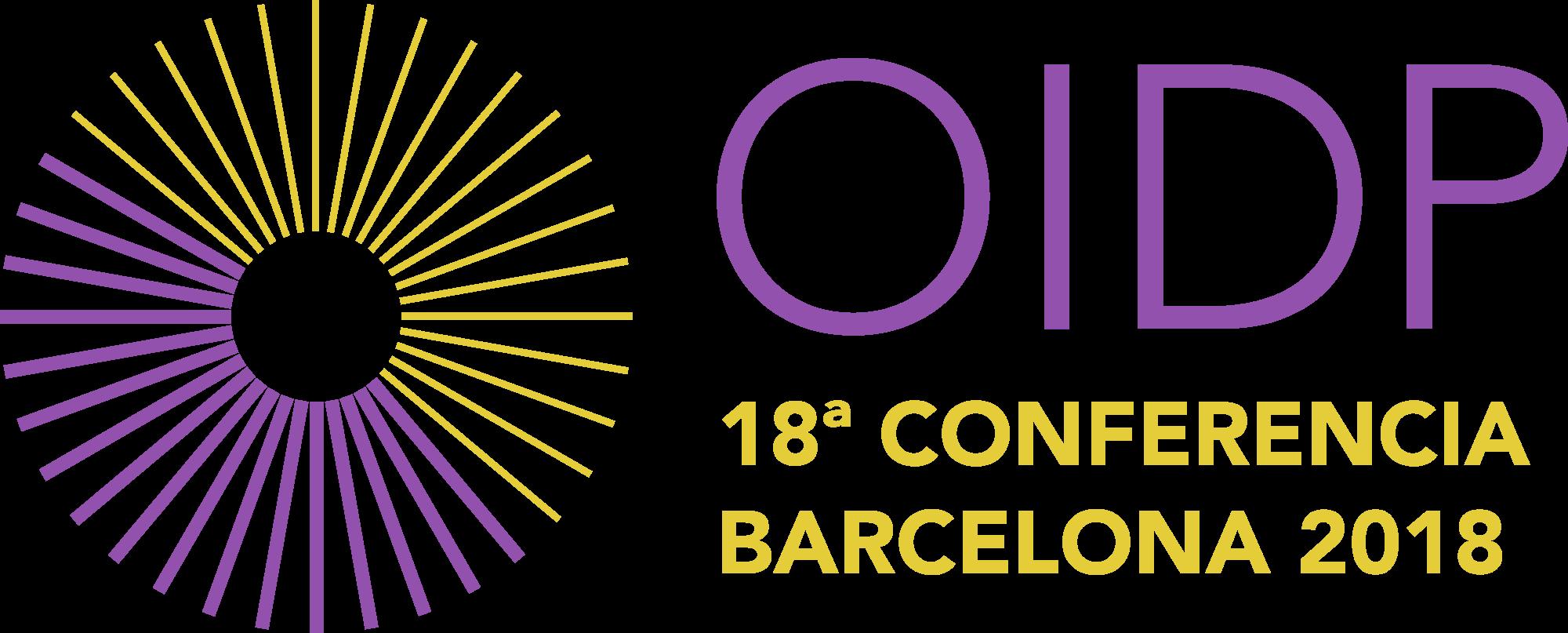 OIDP 2018 Barcellona