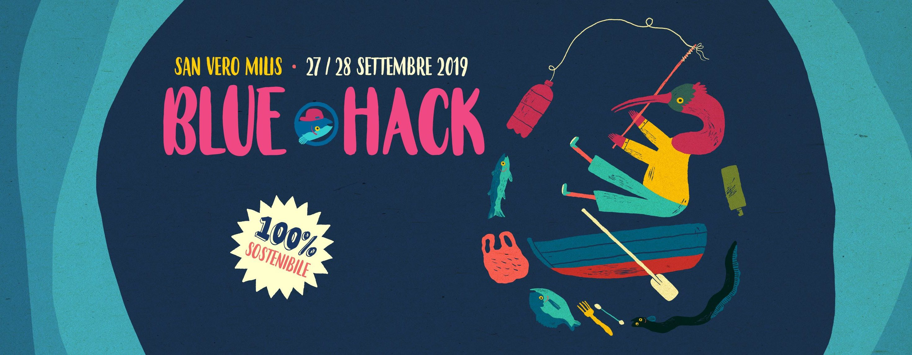 Blue Hack, San Vero Milis (Oristano)