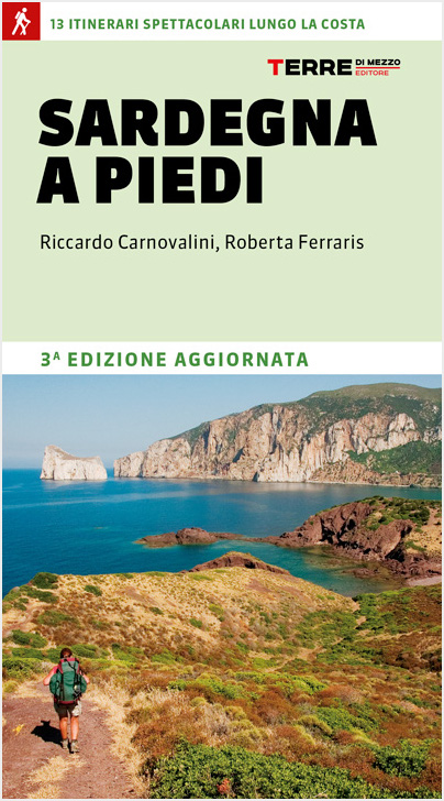Sardegna a piedi - copertina